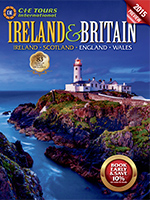 CIE Tours - Ireland and Britain Escorted Travel