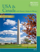 USA and Canada - Brendan Tours